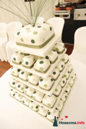 Фото 99529 в коллекции Торты - Свадебный распорядитель. Яна
