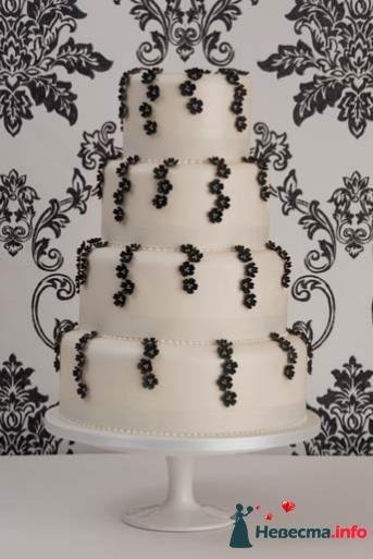 Фото 99531 в коллекции Торты - Свадебный распорядитель. Яна