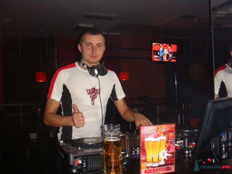 я в работе - фото 82045 Илья - dj Mauzer
