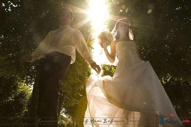Фото 93199 в коллекции Репортажные свадебные фотографии - Ваш свадебный фотограф Иван Хафизов