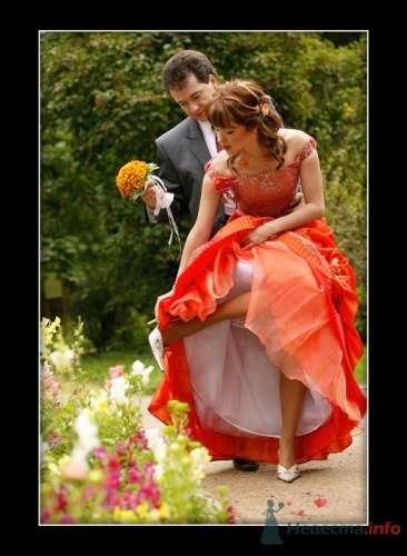 Фото 5235 в коллекции Солнечная пара - Платов Олег - свадебное фото