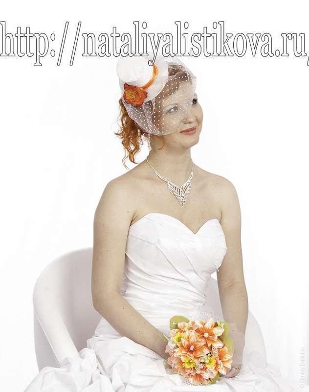 Фото 1337161 в коллекции Свадебные прически - Свадебный стилист Листикова Наталия