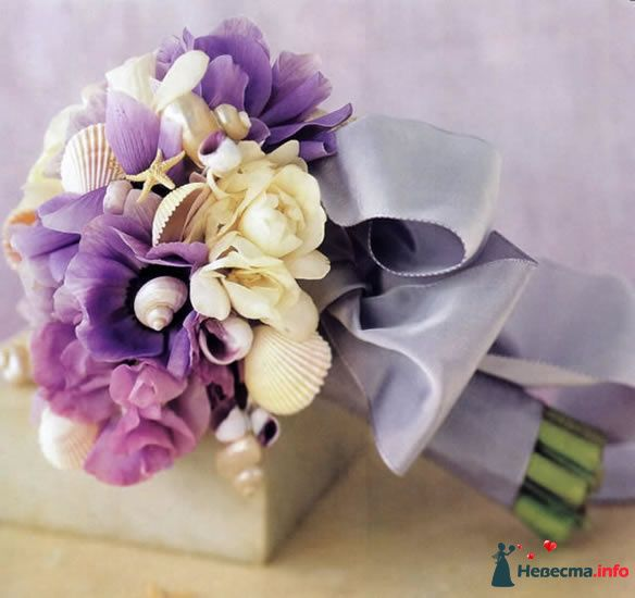 Фото 82881 в коллекции Свадебные букеты!!! - Ленусечка