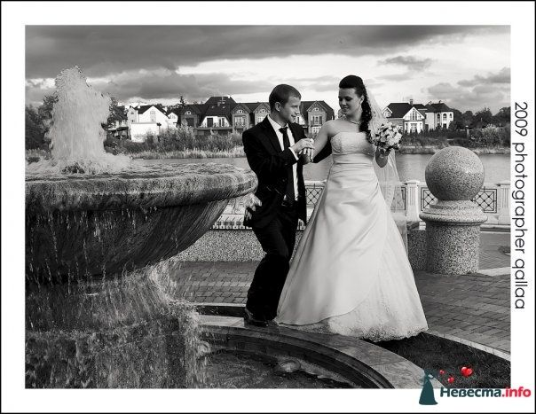Фото 82998 в коллекции Свадебные фотографии от aallaa