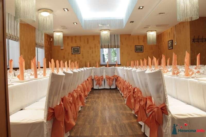 Банкетный зал м. Пролетарская на 40-60 персон - фото 101703 Невеста01