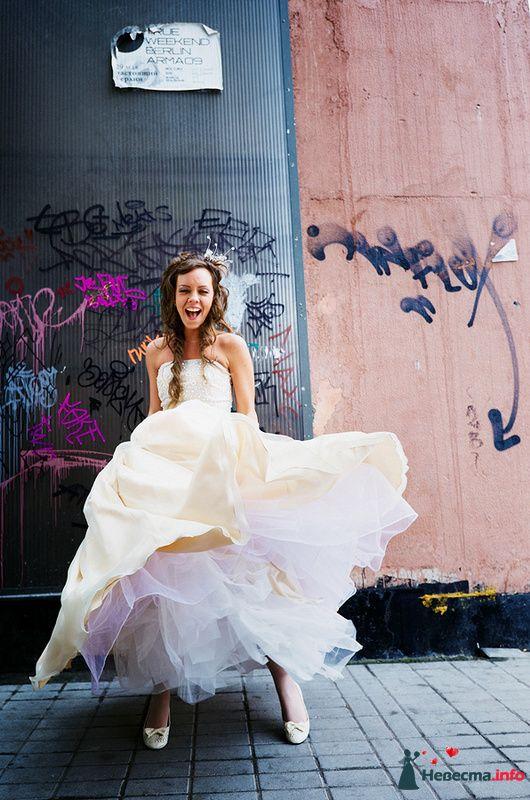 Фото 101063 в коллекции WeddingPhoto - Невеста01
