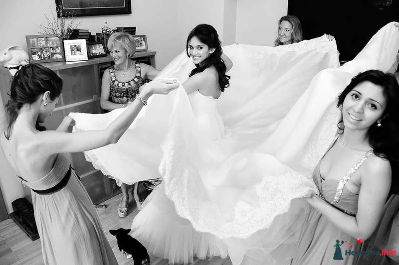 Фото 99157 в коллекции WeddingPhoto - Невеста01