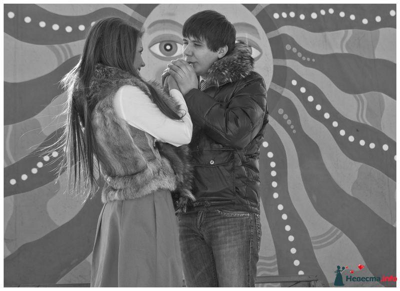 Фото 83730 в коллекции Love story Юли и Антона - Андрей П.