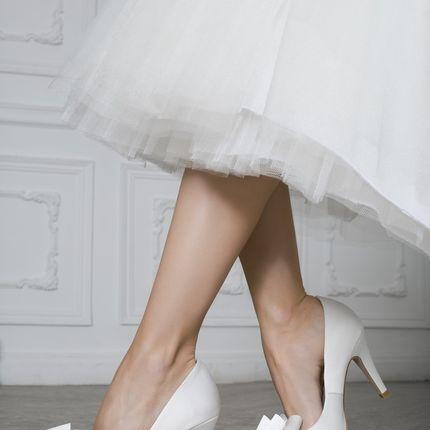 Свадебные туфли Madrid Bow