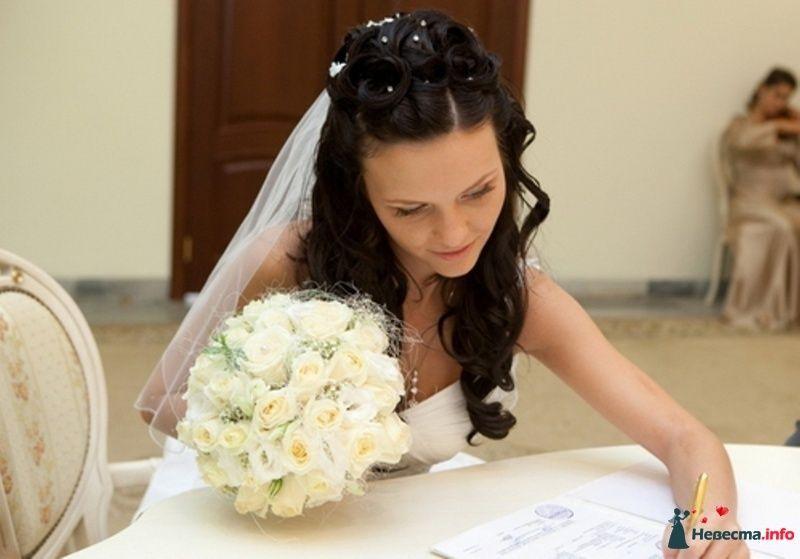 Фото 83745 в коллекции Свадебный образ - Свадебный стилист Katrin studio