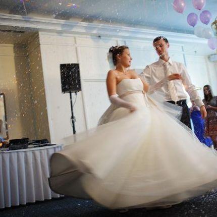 Занитие по постановке свадебного танца