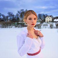 фотосессия. зима