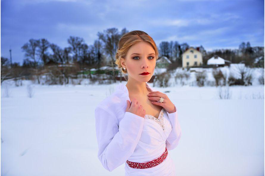 какой макияж лучше для зимней фотосессии