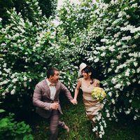 фотограф Сергей Миннигалин, свадебные фотографии