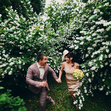 Свадебная съёмка неполного дня