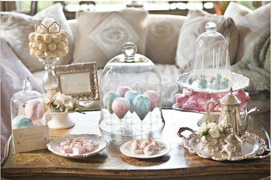 Сказочная свадьба. сладкий стол