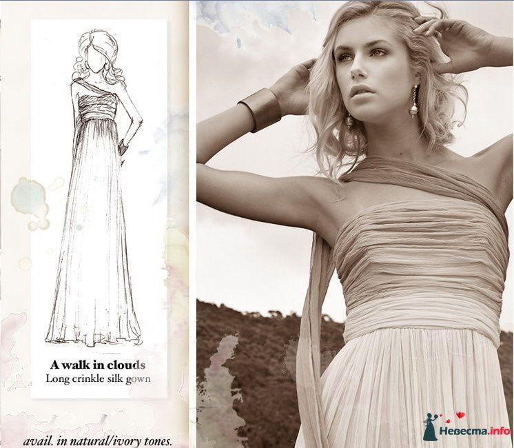 платье - фото 101042 italy