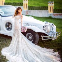 Шикарные свадебные платья в новой коллекции Haute Couture от Svetlana Lyalina