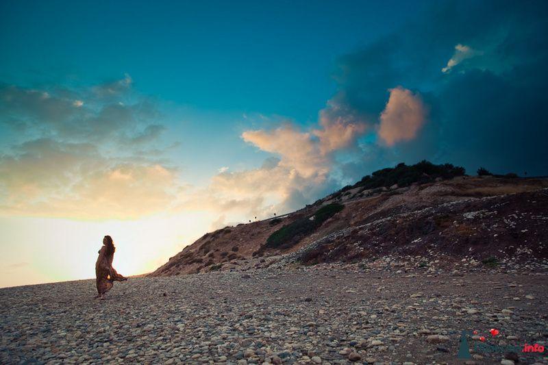Фото 109715 в коллекции Кипр предсвадебный - Фотограф Елена Зотова