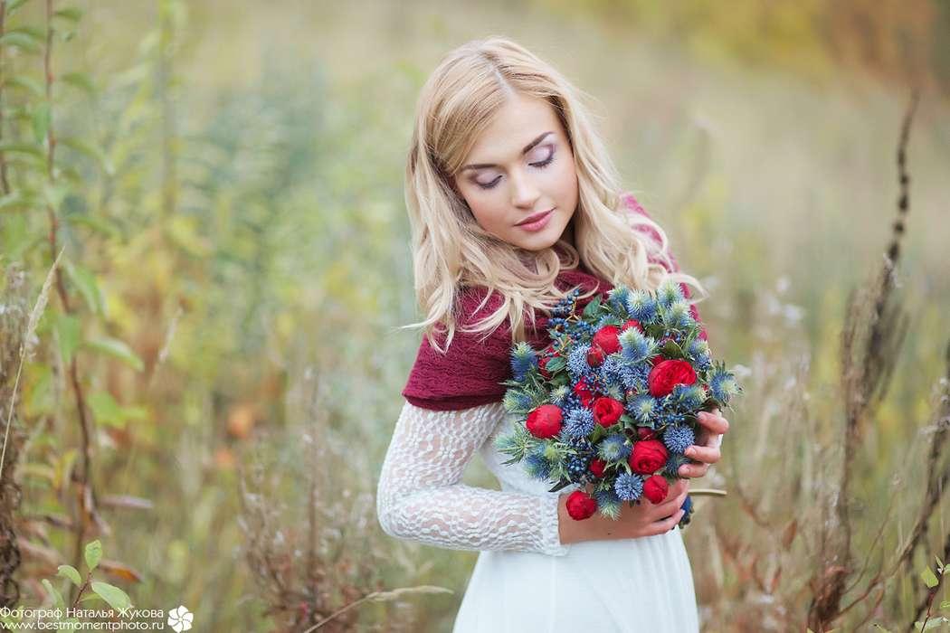 Нежный образ невесты - фото 3076799 Фотограф Наталья Жукова