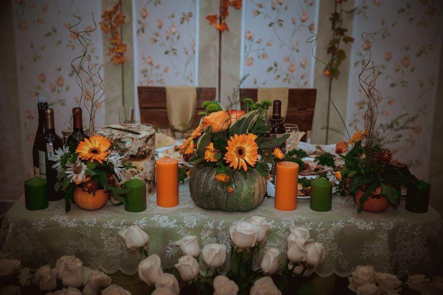 Фото 2026542 в коллекции Тыквенная осенняя свадьба Дилары и Дениса 21 сентября 2013г - Свадебное агентство All Inclusive