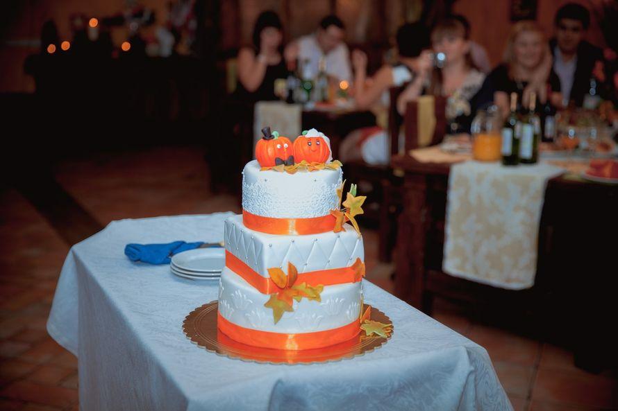 Фото 2026586 в коллекции Тыквенная осенняя свадьба Дилары и Дениса 21 сентября 2013г - Свадебное агентство All Inclusive