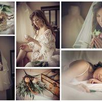 Утро невесты...