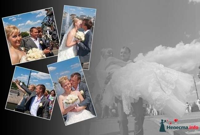 Свадебный Коллаж - фото 87442 StudioProff - фото и видео