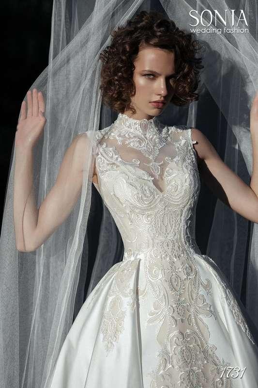 """Свадебное платье BOZENA - фото 16782244 Свадебный салон """"Vesta - Bride"""""""