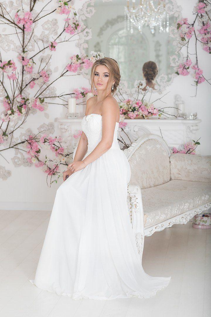 """Свадебное платье FLORA - фото 16782290 Свадебный салон """"Vesta - Bride"""""""
