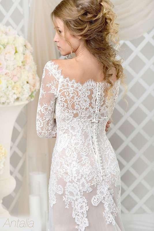 """Свадебное платье ANTALIA - фото 16782538 Свадебный салон """"Vesta - Bride"""""""