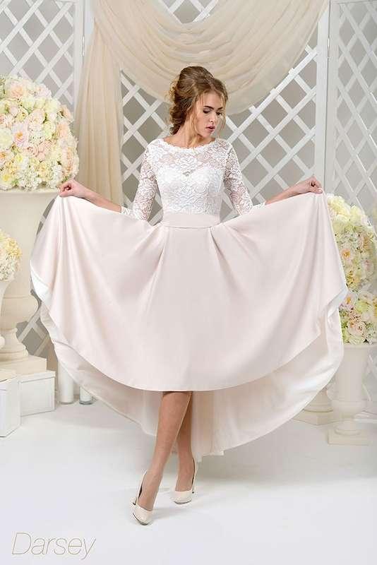 """Свадебное платье  DARSEY - фото 16782548 Свадебный салон """"Vesta - Bride"""""""