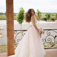 Свадебное платье ОРХИДЕЯ