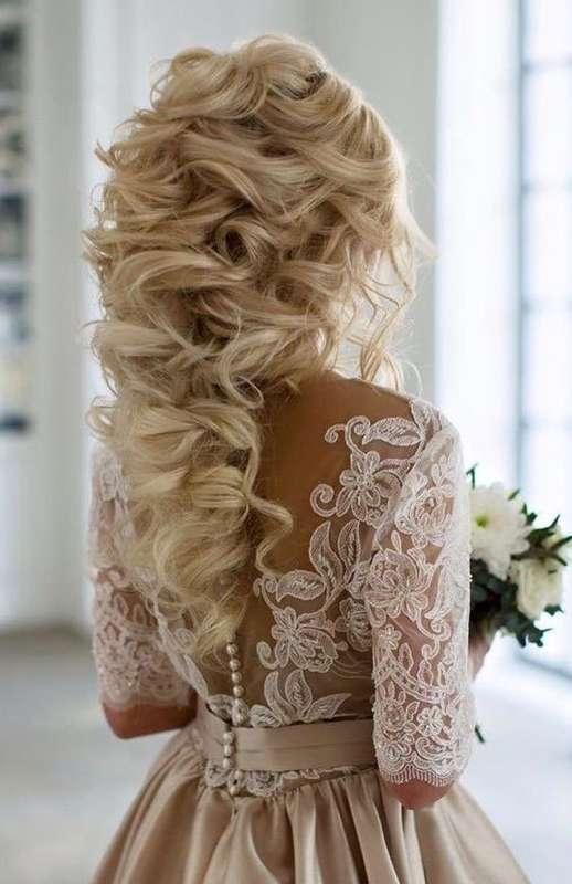 """Свадебное платье АДЕЛИНА  Цвет: cappucchino/ivory - фото 16782578 Свадебный салон """"Vesta - Bride"""""""
