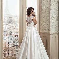 Кружевное свадебное платье  А-силуэт(принцесса) Арт. VS050.