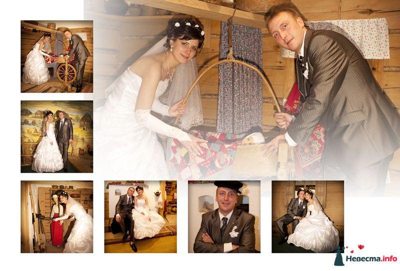 Свадебный коллаж - фото 88744 Свадебный фотограф Петр Скаженюк