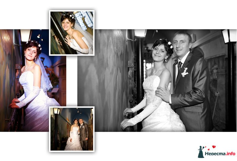 Фото 88745 в коллекции Свадебные коллажи - Свадебный фотограф Петр Скаженюк