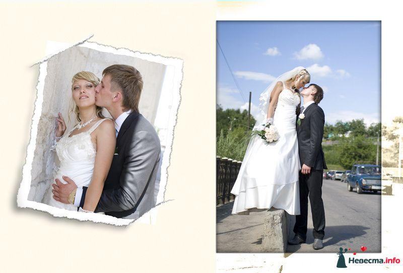 Свадебный коллаж  - фото 88513 Видеооператор Алексей Никулин
