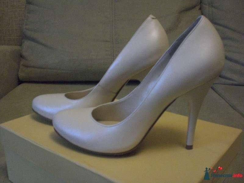 Мои туфельки) - фото 120911 Горошек)