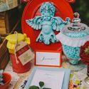 Путешествия, желтый, красный, синий, свадебный букет, свадебный декор и флористика, сладкий стол