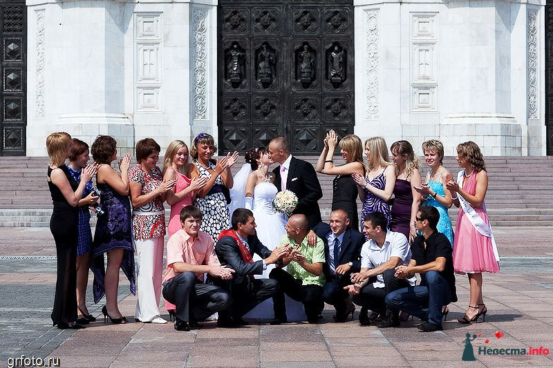 Фото 89534 в коллекции Свадьбы - Фотограф Гришин Александр