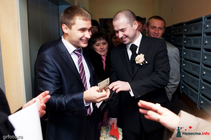 Фото 89542 в коллекции Свадьбы - Фотограф Гришин Александр