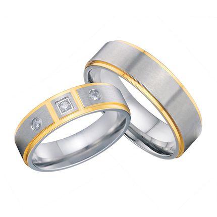 Парные обручальные кольца на заказ