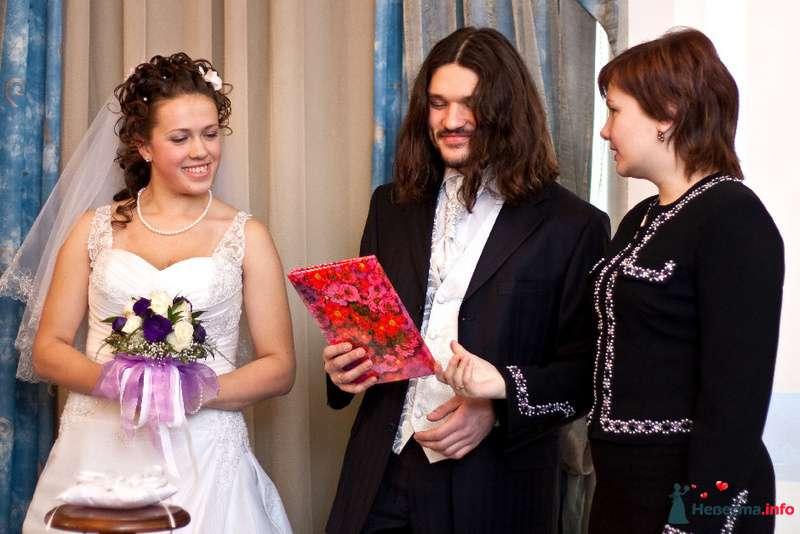 Ваш первый семейный документ :) - фото 91894 Фотограф Иван Лесной
