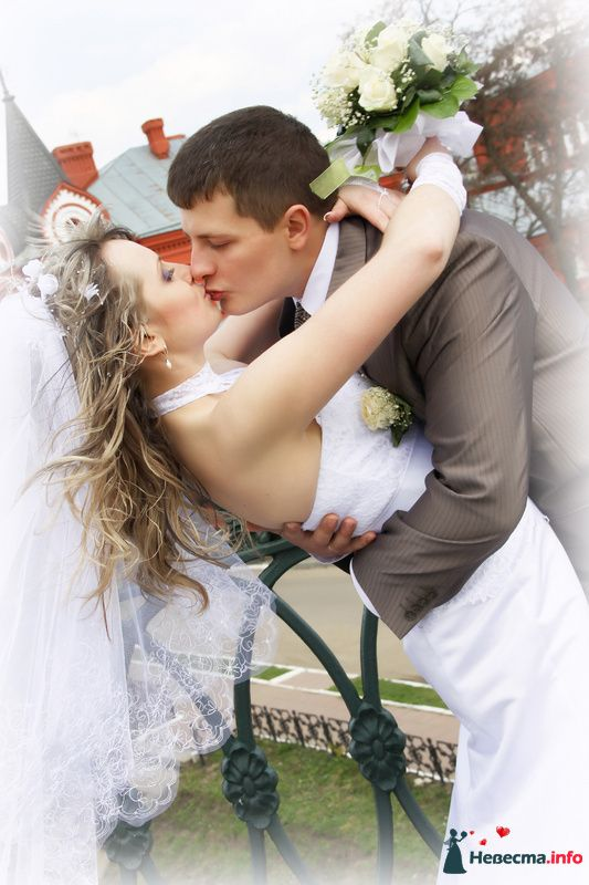 """Фото 93313 в коллекции Свадебные фотографии 2012-2013 - Студия """"Лидер"""", фото и видеосъёмка"""