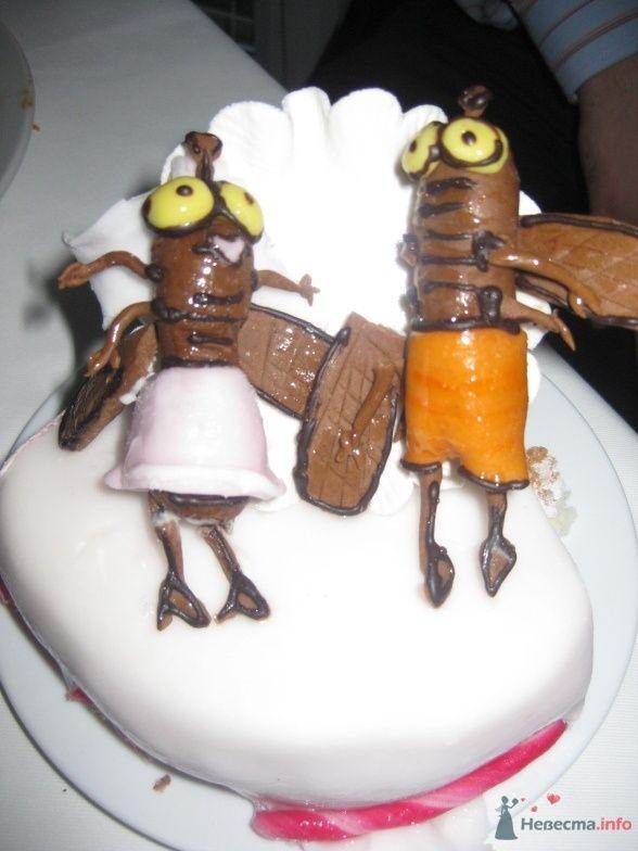 Верхушка моего свадебного торта - фото 64796 Поля