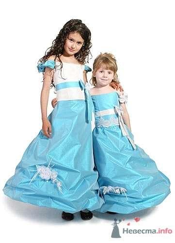 Фото 6028 в коллекции Детские платья - Невеста01