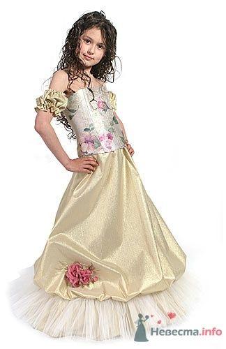 Фото 6032 в коллекции Детские платья - Невеста01