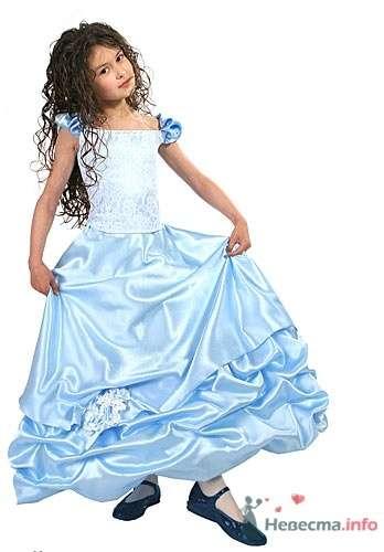 Фото 6033 в коллекции Детские платья - Невеста01