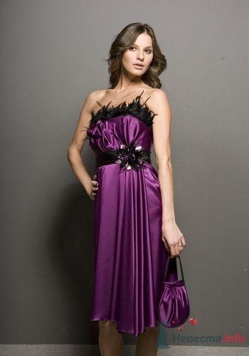 Фото 6052 в коллекции Вечерние платья
